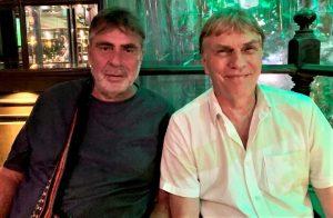 Bodo Förster und Bernd Linnhoff